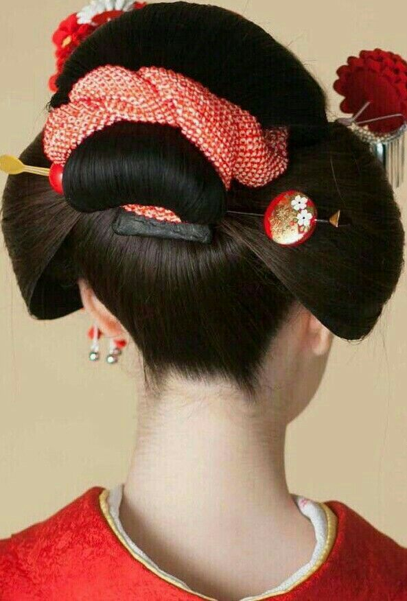 Evolution Of Ancient Japanese Hairstyles💇 Japan Amino