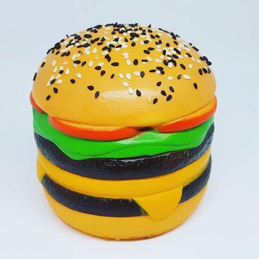 Squishy Quiz : Who made these hamburger squishies? Squishy Love Amino