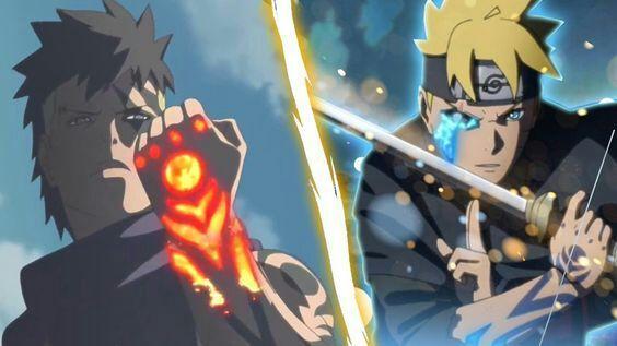 Why Boruto Will Have Advantage Against Kawaki Next Generation Naruto Amino