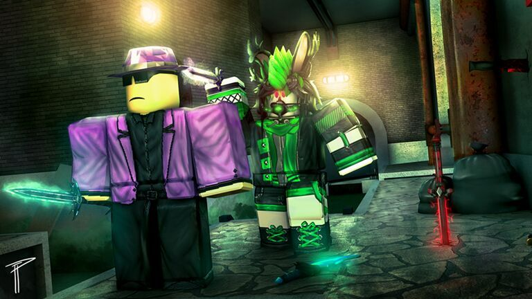 Game Review Assassin Roblox Amino
