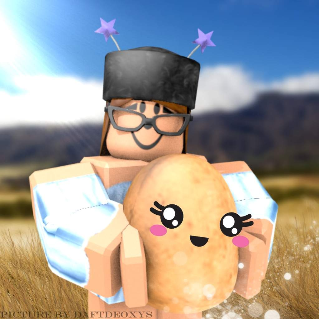 Gfx For Aesthetic Potato Ms Galaxy And Timberturn Roblox Amino