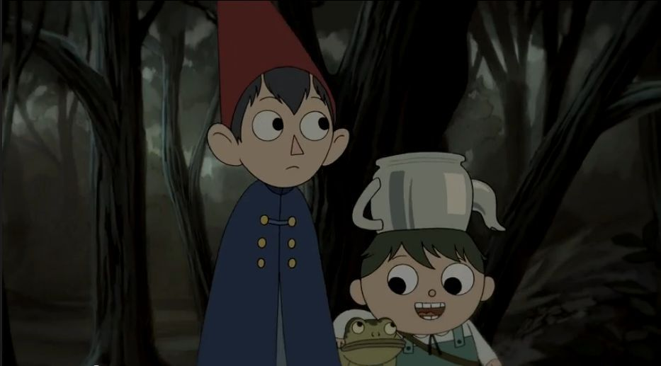 Over The Garden Wall A Great Show For Halloween Movies Tv Amino