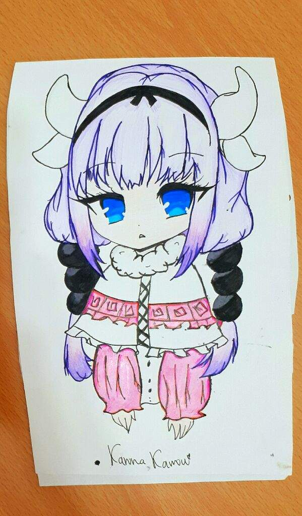 Kanna Kamui! | Anime High School ~ Amino