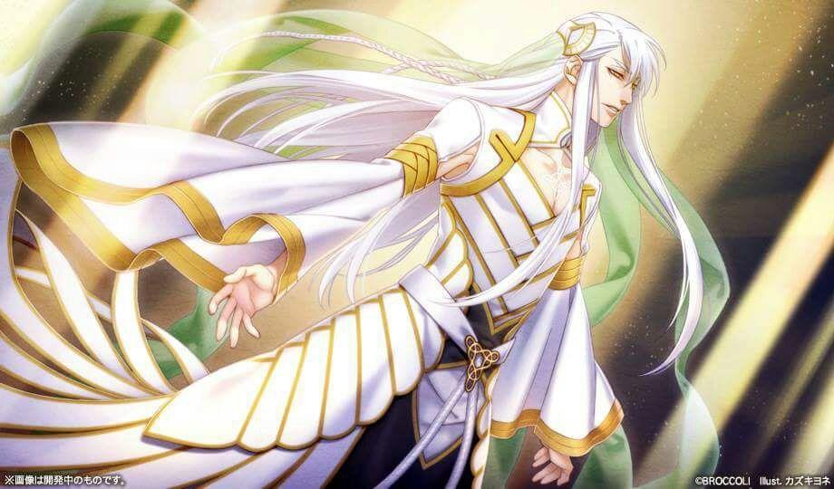 Kamigami no Asobi characters : Balder Hringhorni | Otome Amino