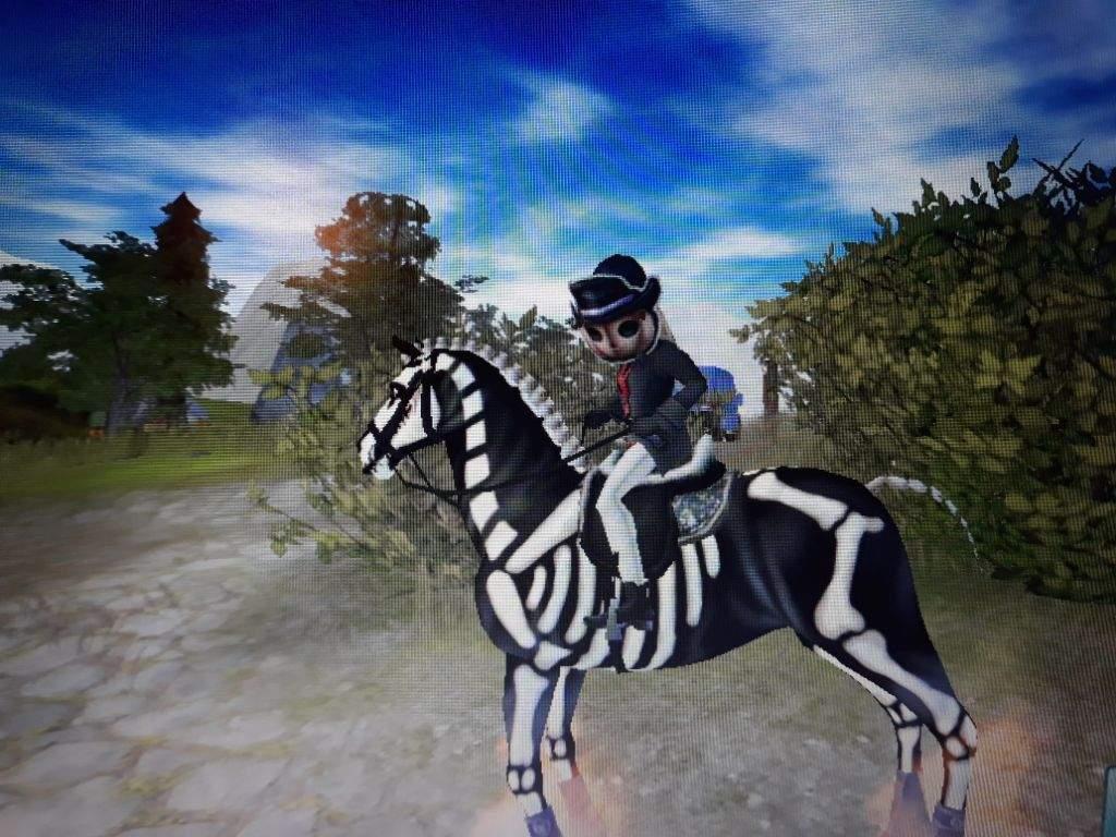 skeleton horse 💀🐎 | star stable online amino
