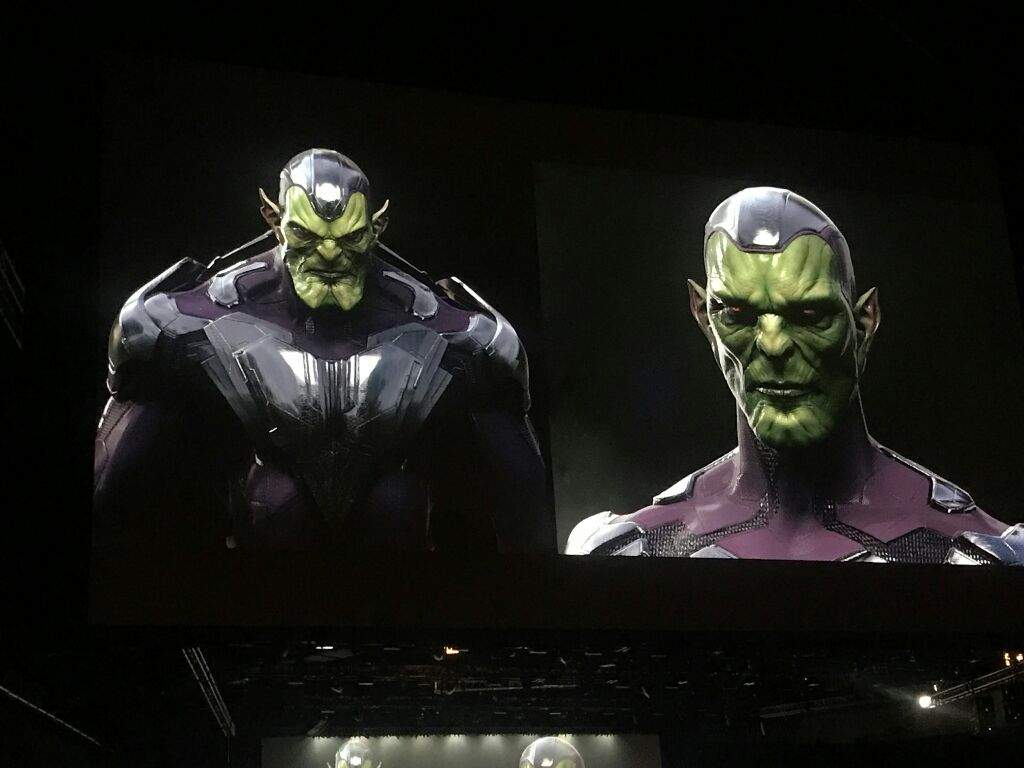 Captain Marvels Skrulls Are Already A Meme Polygon