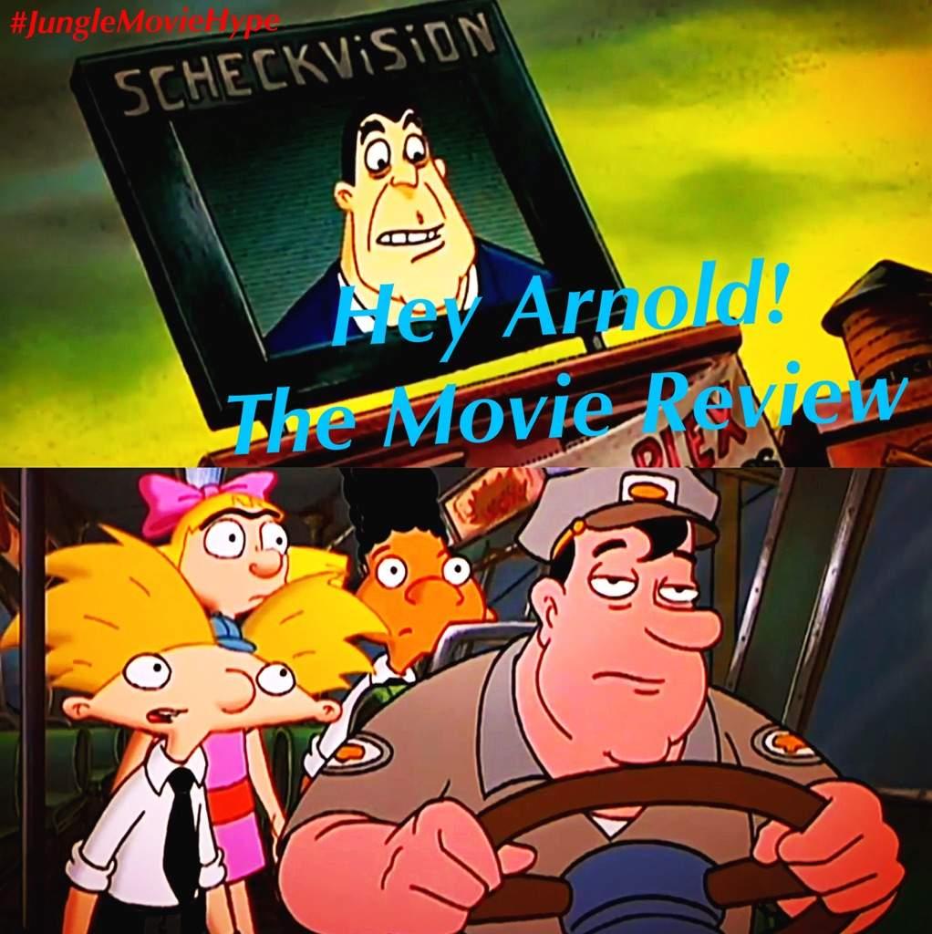 Hey Arnold! The Movie Review | Cartoon Amino