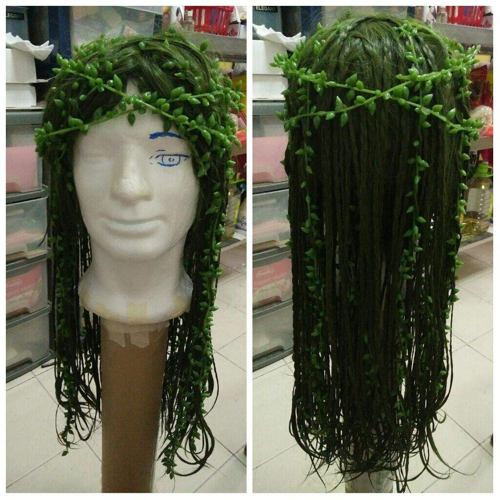 Tutorial Wig Cap