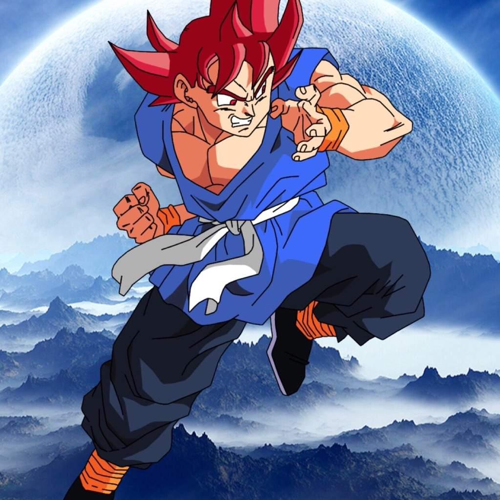 Hypothetical SSJG Goku (EoZ) vs Kaio-ken x20 SSJB Goku (ToP Arc)    DragonBallZ Amino