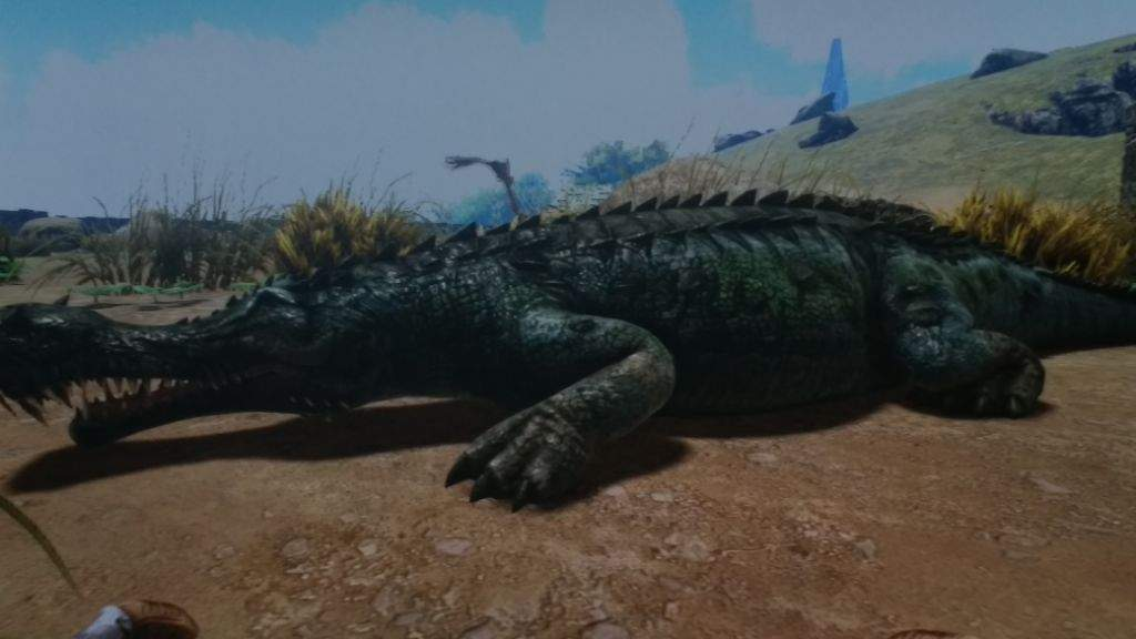 Mutated sarco  | Ark Survival Evolved Amino