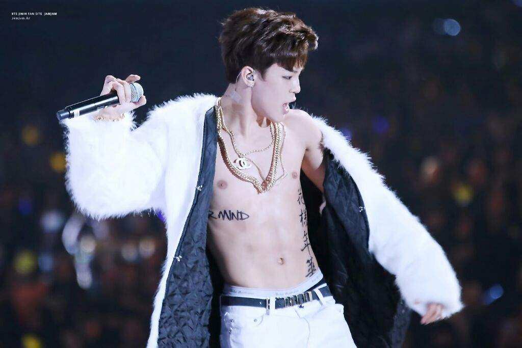Bts Abs Youve Probably Seen Them But Just Didnt Notice Park
