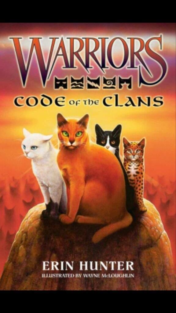 картинки котов-воителей английских книг цвета довольно тёмные