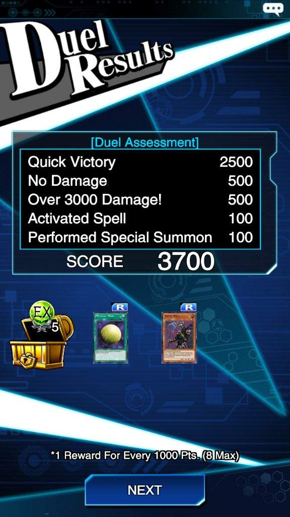 quick victory duel links