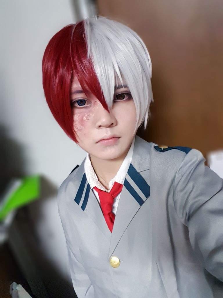 Todoroki cosplay 🔥 | Cosplay Amino