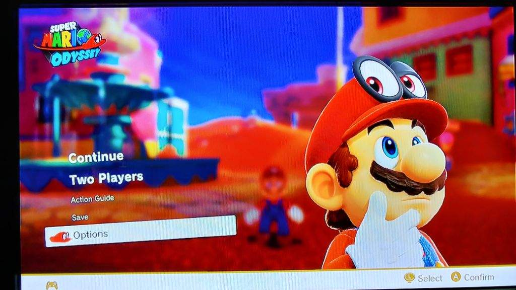 Super Mario Odyssey Does Have Multiple Save Files Nintendo