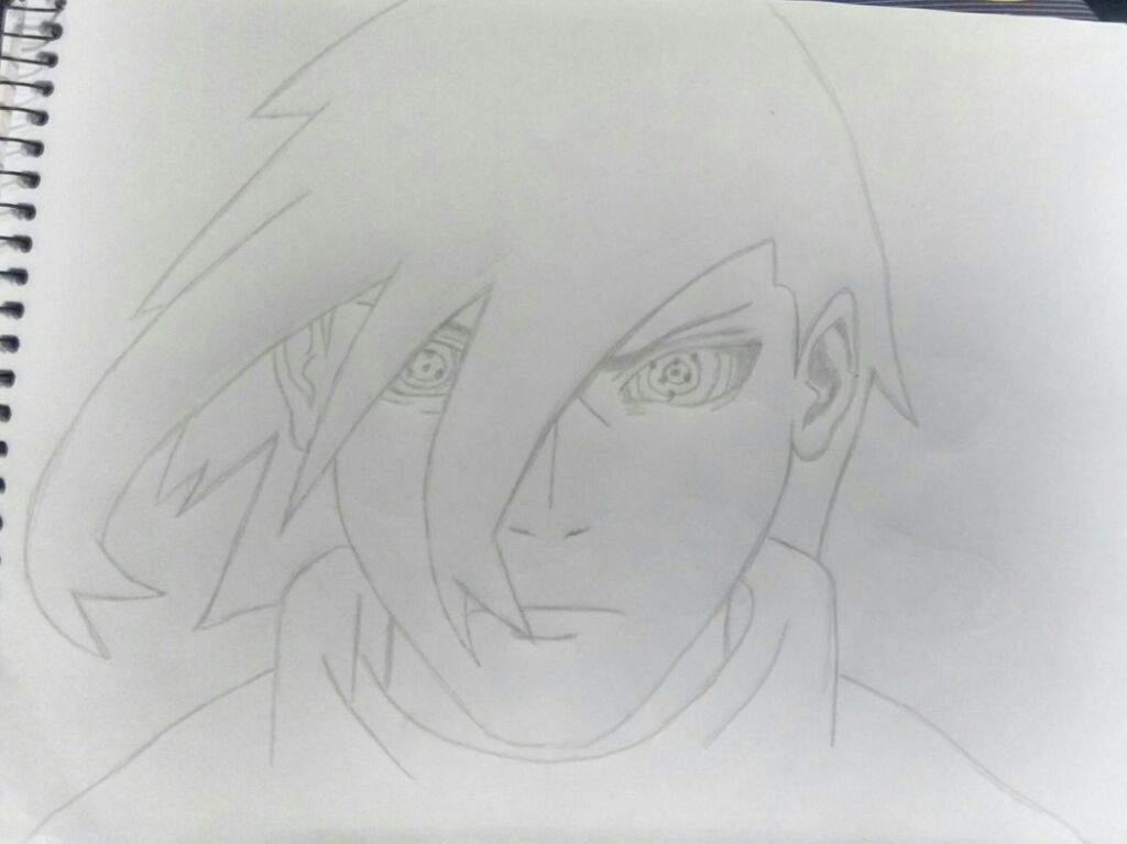 Desenho Sasuke Uchiha Naruto Shippuden Online Amino