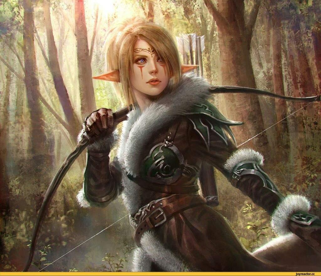 Эльфы - ролевая игра лес ролевая игра ведьмы
