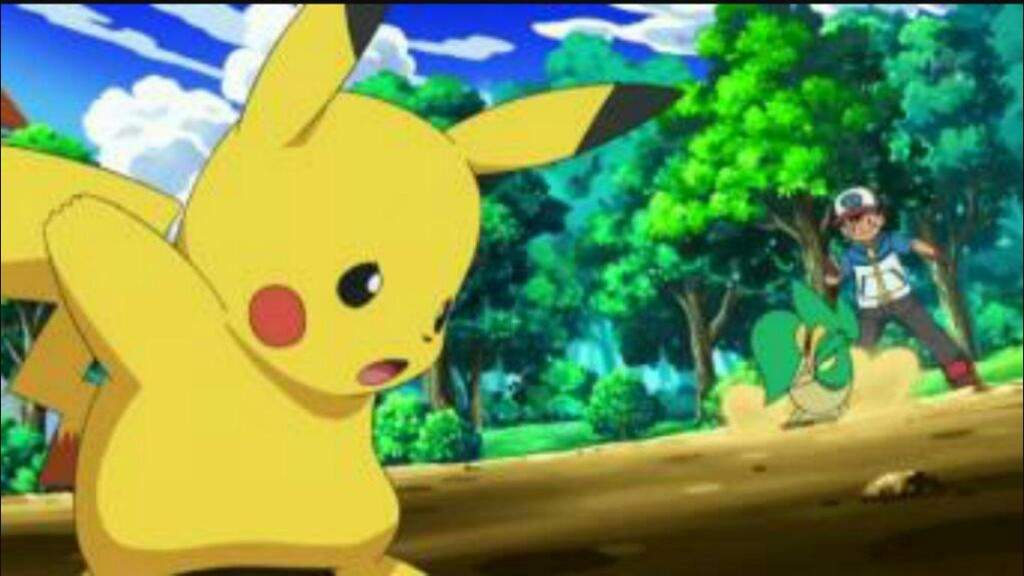 At What Level Does Pikachu Evolve Into Raichu ...