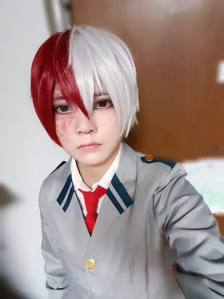 Todoroki cosplay 🔥   Cosplay Amino