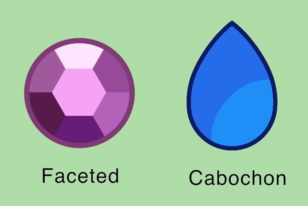 How to make SU styled gemstones | Steven Universe Amino