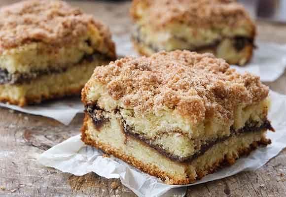 Coffee Cake Recipe King Arthur: Daily Herbs - Cinnamon🍁🕸
