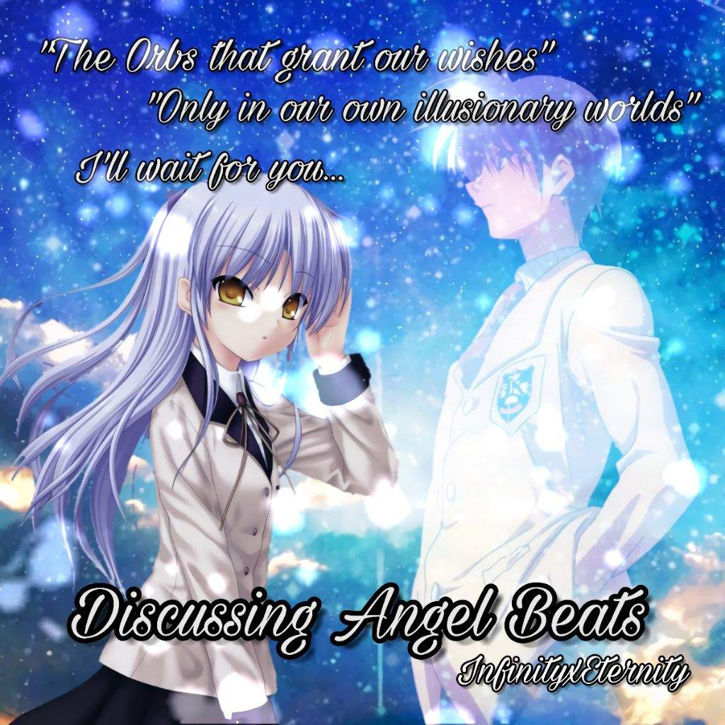 Angel Beats Op a theory on angel beats and clannad! | anime amino