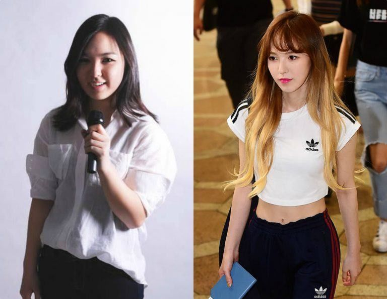 11 idols who went through extreme weight loss | K-Pop Amino
