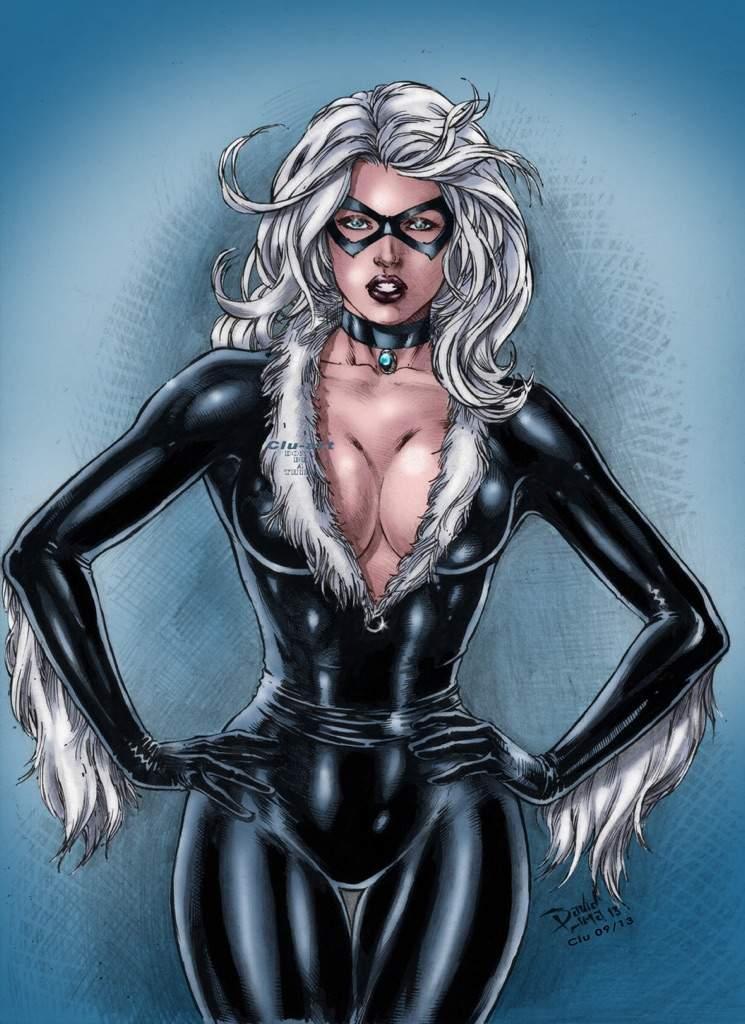 black cat marvel - HD811×1128