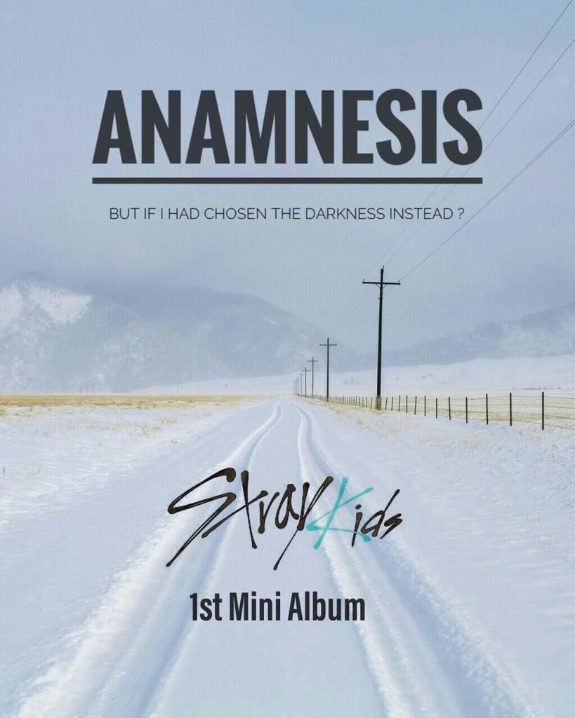 Stray Kids Album Challenge: ANAMNESIS | Stray Kids Amino