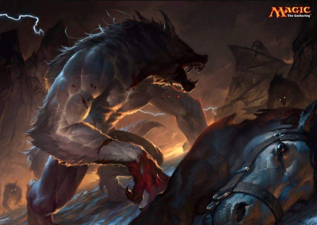 Top 12 Series: Werewolves | MTG Amino