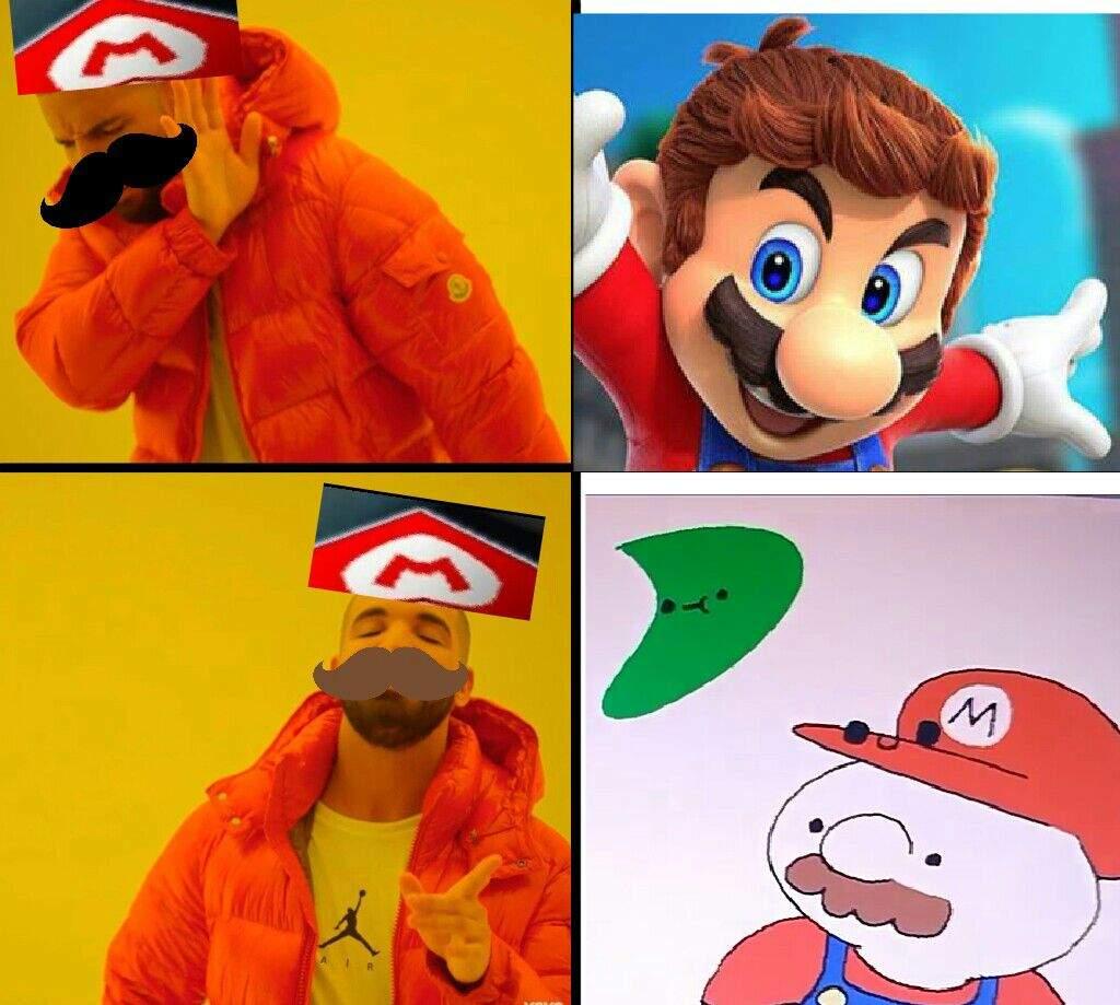 memes mario odyssey mayro hope