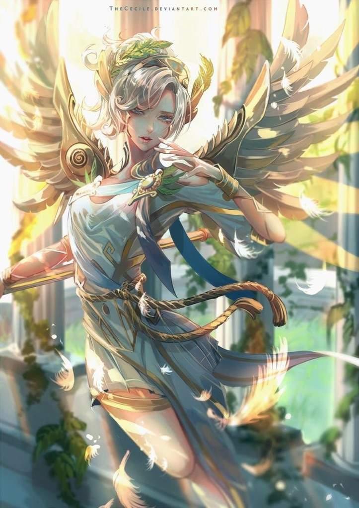 The Clockwork Angel Just Warrior