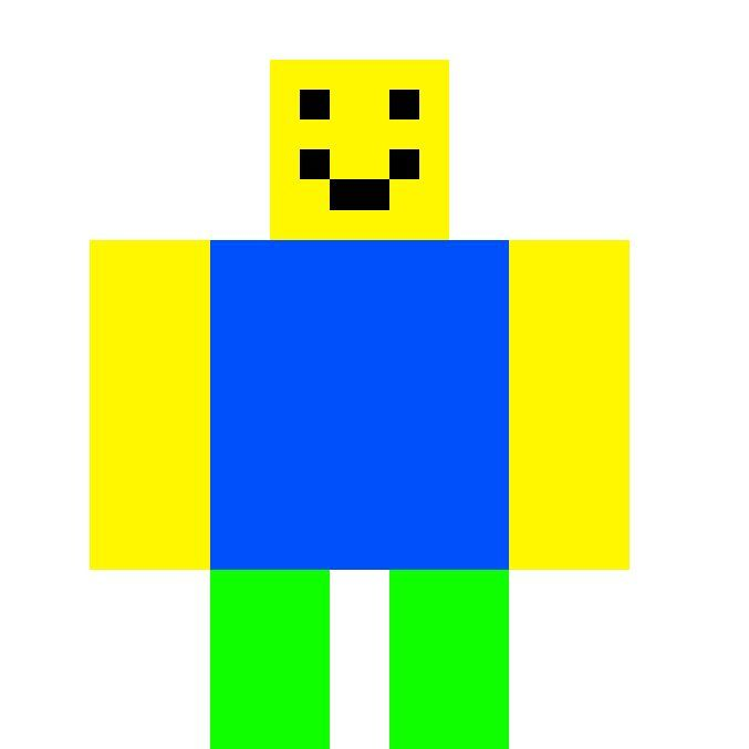 Pixel Art Pictures Roblox I M Trying Out Pixel Art Roblox Amino
