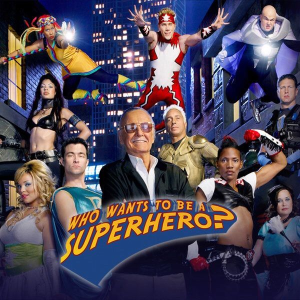 The Strangest Tv Show Stan Lee Has Ever Created