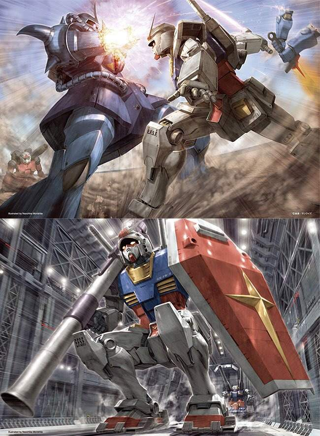78 Best Images About Ulzzang On Pinterest: Top 10 RX-78 Variants!