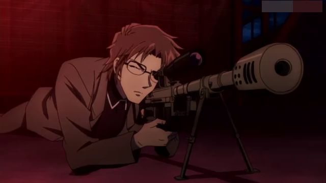 The Intervention holds the world record for best group at a distance,  landing 3 bullets within 16.625 in (42.23 cm). So Shuichi Akai use ...