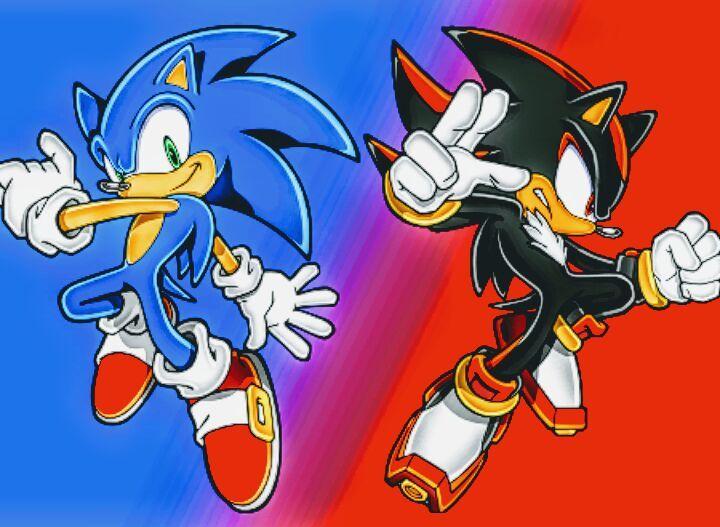 Is Shadow a better hedgehog than Sonic | Sonic the Hedgehog! Amino