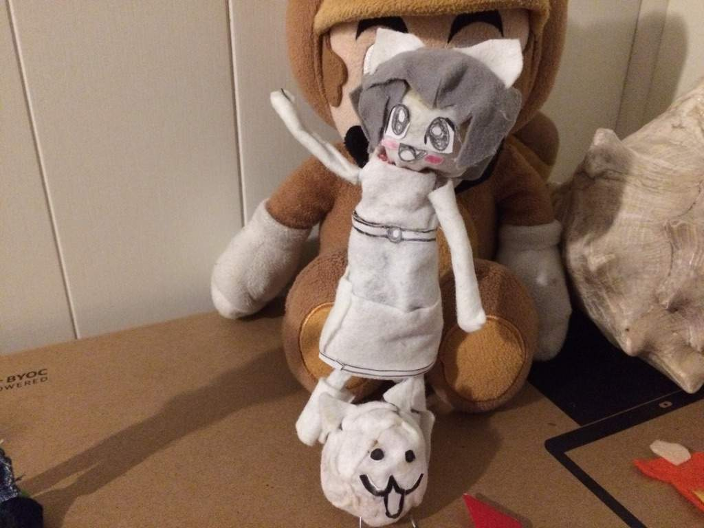 Moneko plush figure | The Battle Cats! Amino