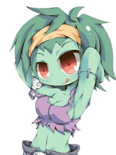 Shantae Wiki Anime Amino