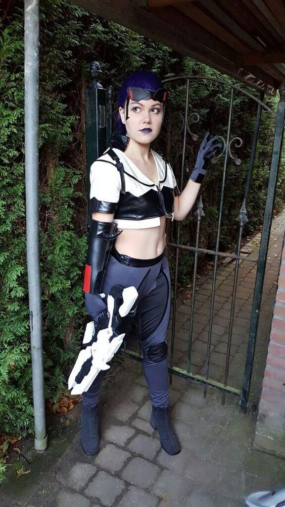 [Self] Widowmaker Cosplay : cosplay