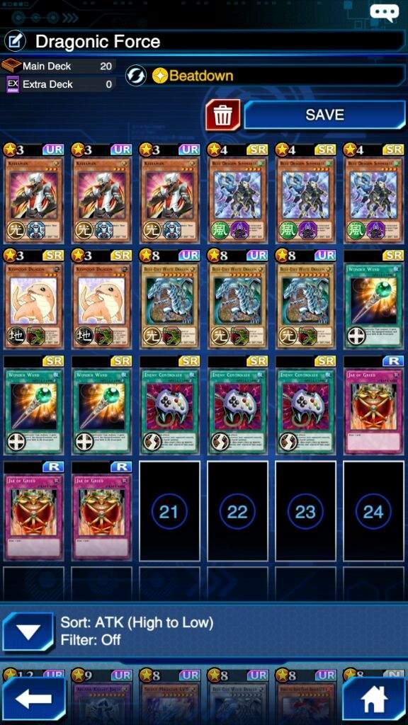 need help makin a deck  yugioh duel links amino