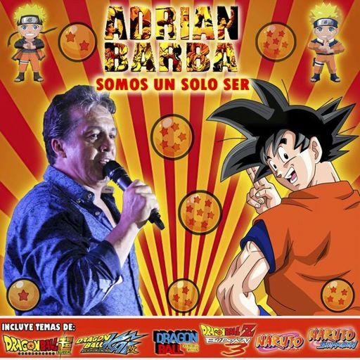 Dragon Ball Super Espanol Latino Adrian Barba OPs Y EDs Singles