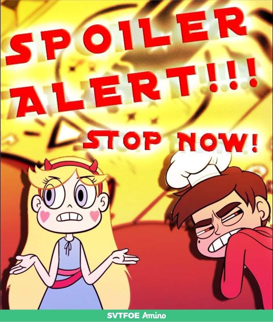 The episodes   SVTFOE Amino