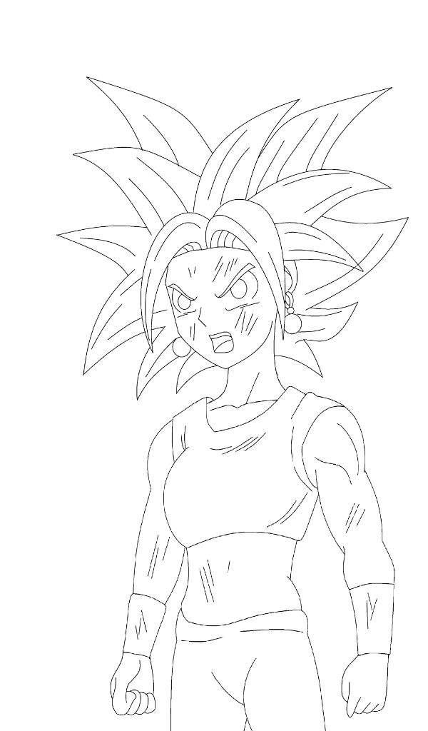 Kefla Ssj Dragonballz Amino