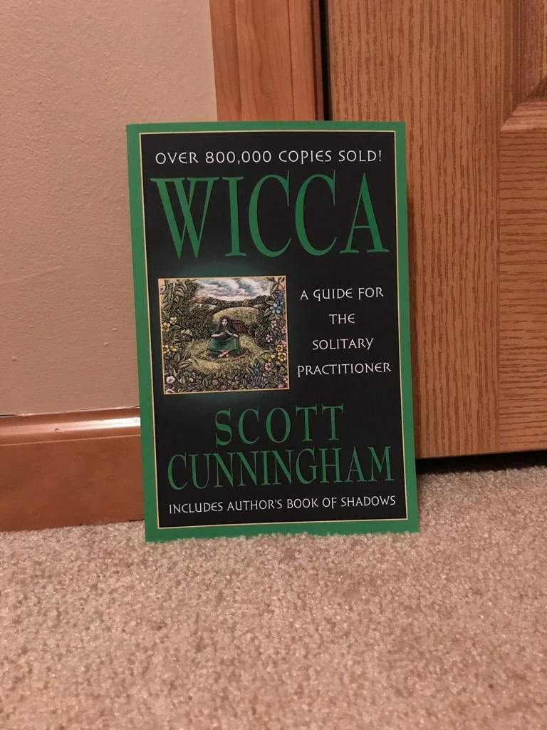 Wicca book Scott Cunningham | The Witches' Circle Amino