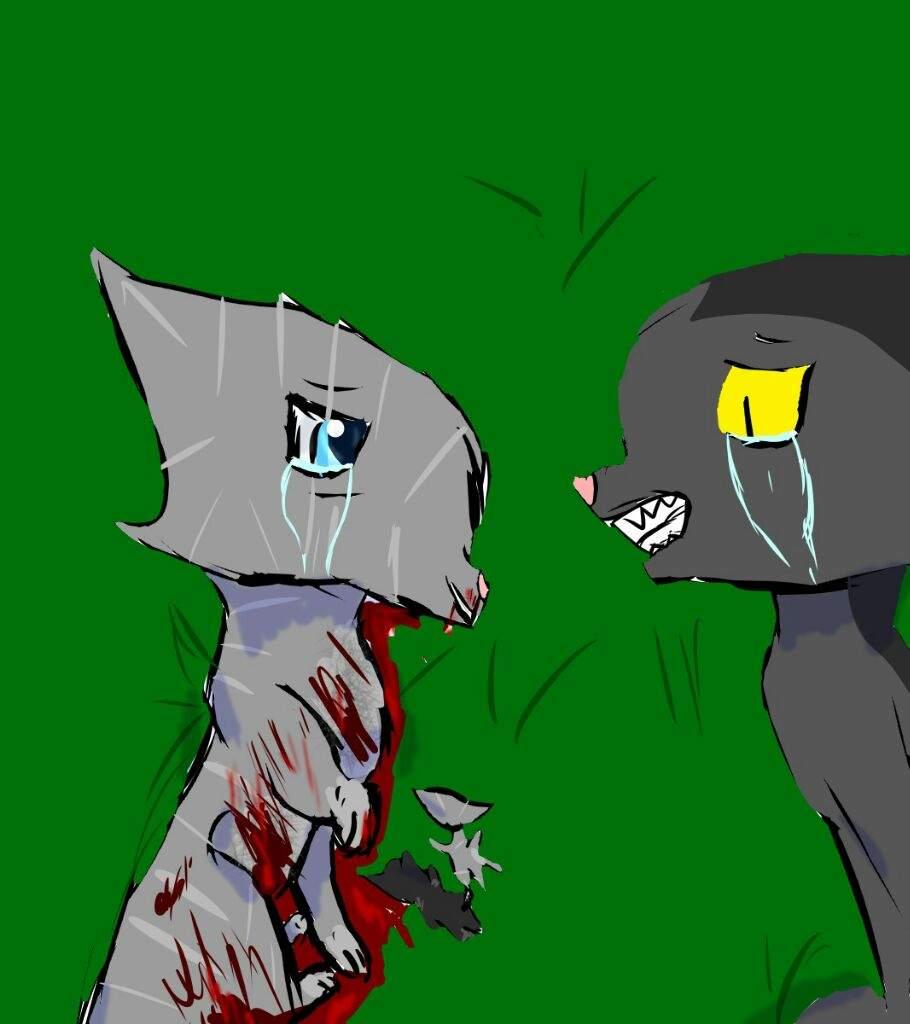 Warrior Cats Dead: SilverStream's Death(SPOLIERS)