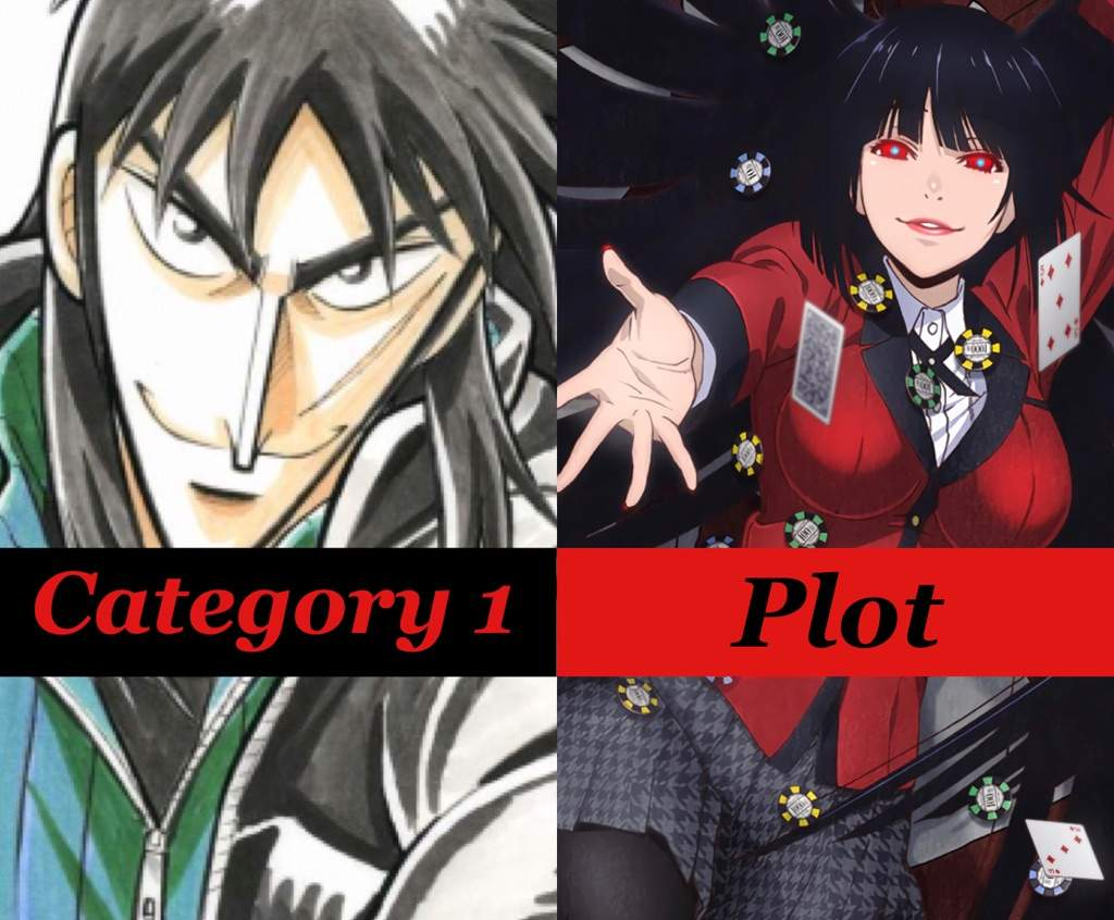 Kaiji Vs Kakegurui Ultimate Survivor Vs Gambling Addict Anime Amino