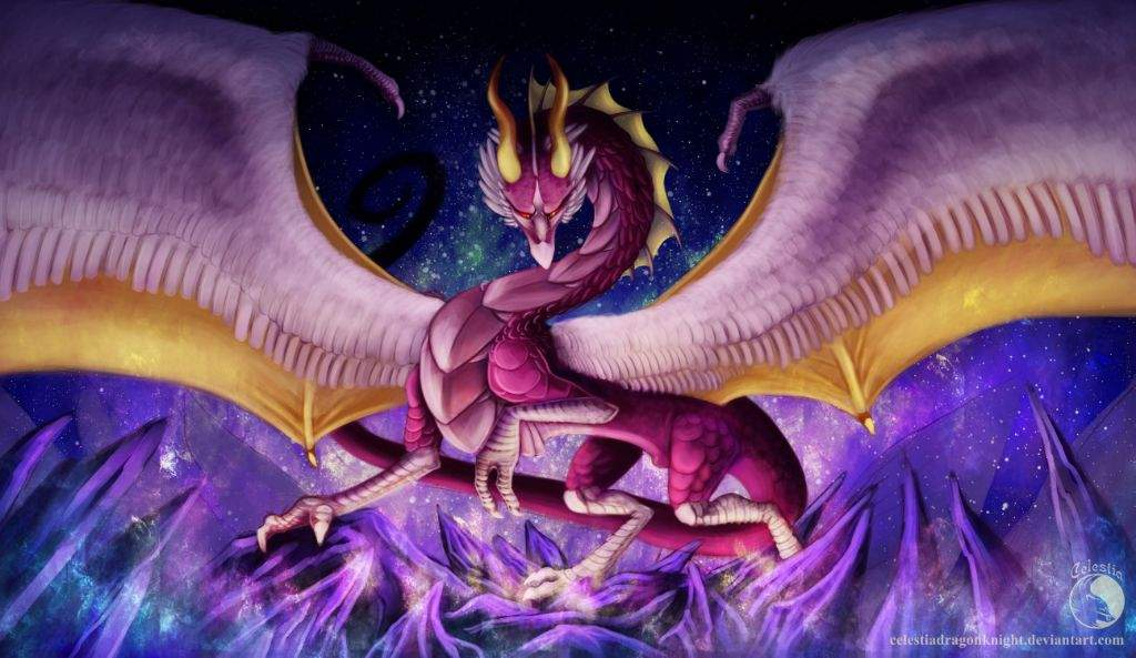 the mightiest dragon in the galaxy kirby amino