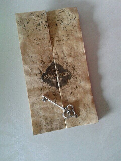 photo about Marauders Map Printable Pdf named There are my DIYs😊 I count on oneself together with it😊 Harry Potter Amino