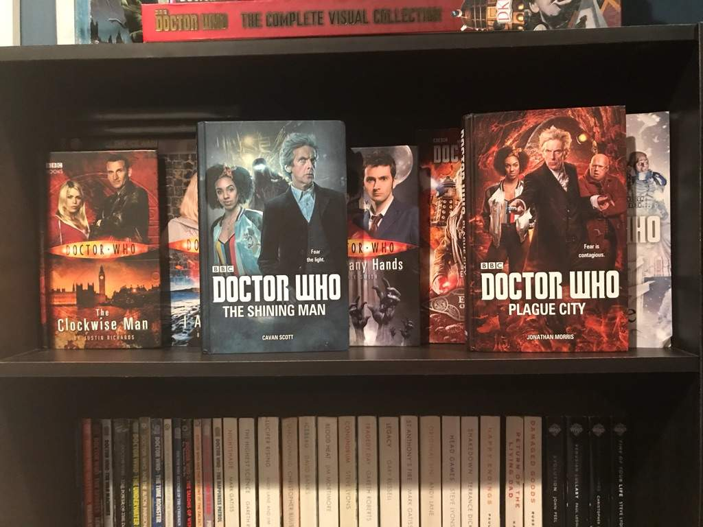 f0080302fbd Doctor Who Book Collection